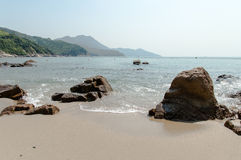 Lamma Island Beach Stock Images