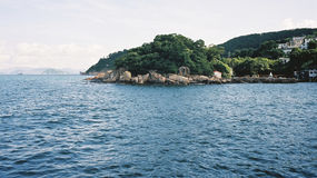 Lamma island, Hong Kong Royalty Free Stock Photo