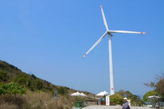 Lamma Winds at Lamma Island, Hong Kong Stock Image