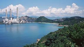 Lamma wyspa, Hong Kong obraz royalty free