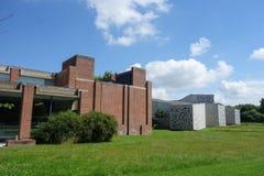 LaMmuseum i Villeneuve Ascq Arkivfoton