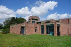 LaMmuseum i Villeneuve Ascq Arkivbild