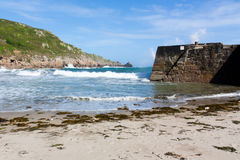 Lamorna Cove Royalty Free Stock Photo