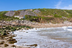 Lamorna Cove Royalty Free Stock Image