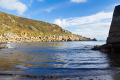 Lamorna Cove Cornwall Royalty Free Stock Image