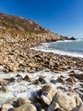 Lamorna Cove Cornwall England UK Royalty Free Stock Image