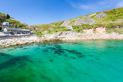 Lamorna Cove Cornwall Stock Photography
