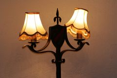 Lamp Royalty-vrije Stock Foto