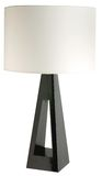 Lamp. Modern lamp on white background Stock Photo