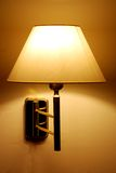 A lamp Royalty Free Stock Images