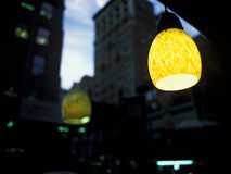 Lamp. Royalty Free Stock Image
