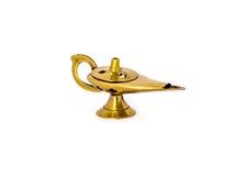 Lamp of Aladdin. Syrian tales royalty free illustration