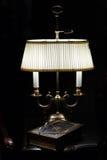 Lamp & Boek Royalty-vrije Stock Foto's