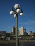 Lamp 4 stock photos