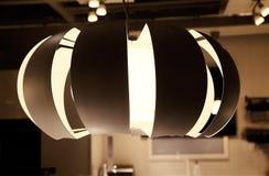 Lamp, bloemvorm Royalty-vrije Stock Foto's