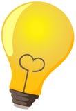 lamp bol Royalty-vrije Stock Fotografie