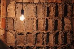 Lamp bulb. Royalty Free Stock Photos