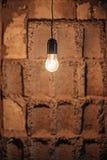 Lamp bulb. Stock Photos