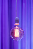 Lamp bulb royalty free stock photos