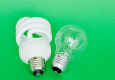 Lamp bulbs Royalty Free Stock Image