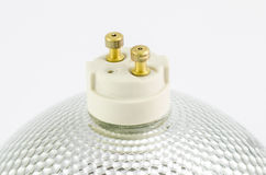 Lamp cap Royalty Free Stock Images