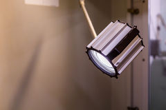 Lamp for CNC Machine Royalty Free Stock Image