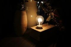 Lamp decor Royalty Free Stock Image