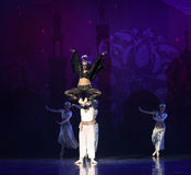 """The lamp of Demons- ballet """"One Thousand and One Nights"""" Stock Photos"""