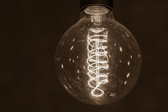 Lamp Edison Stock Photos