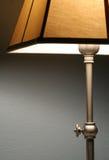 Lamp en zijn schaduw Stock Foto's