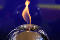 Free Lamp Flame Stock Photography - 26170812