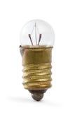 Lamp for flashlight Stock Photo