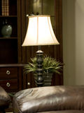 Lamp and Furniture Royalty Free Stock Photos