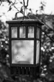 Lamp. Garden outdoor lamp. Tuscany, Italy Stock Photography