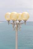 Lamp group Stock Photo