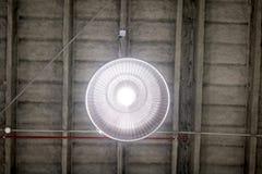 Lamp het hangen op het plafond Royalty-vrije Stock Foto