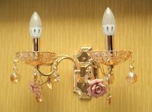 Lamp, illuminator Royalty-vrije Stock Fotografie