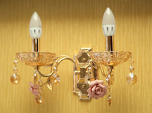 Lamp, illuminator Royalty Free Stock Photography