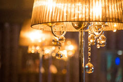 Lamp in interior Stock Photography