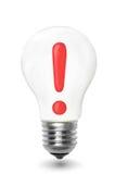 Lamp isolated on white Stock Photo
