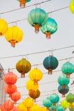 Lamp lantern Stock Photography