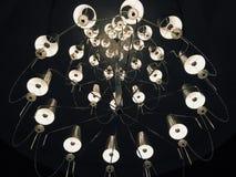 Lamp. Light of hope Stock Image