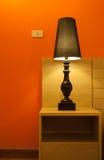 Lamp light Royalty Free Stock Photography