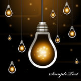 Lamp Light Vector Stock Images
