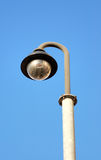 Lamp-a-like CCTV Stock Image