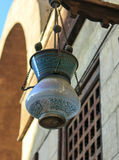 Lamp in old mosque Royalty Free Stock Image