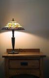 Lamp op lijst Royalty-vrije Stock Fotografie