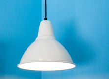 Lamp. Opening in the room Royalty Free Stock Photography