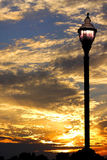 Lamp Post Stock Photo