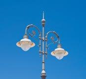 Lamp-post. Immagine Stock Libera da Diritti